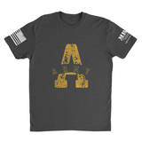 M.R.E. Clothing Graphic T-Shirt A for Army,  - Good Friend Graphics