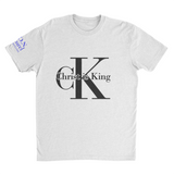 L.I.O.N. Apparel Graphic T-Shirt Christ is King, Small / White - Good Friend Graphics