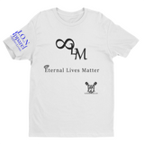 L.I.O.N. Apparel Graphic T-Shirt Eternal Live Matter, Small / White - Good Friend Graphics