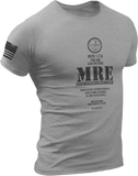 M.R.E. Clothing  Label Graphic T-Shirt,  - Good Friend Graphics