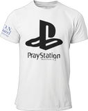 L.I.O.N. Apparel Graphic T-Shirt PrayStation, Small / White - Good Friend Graphics