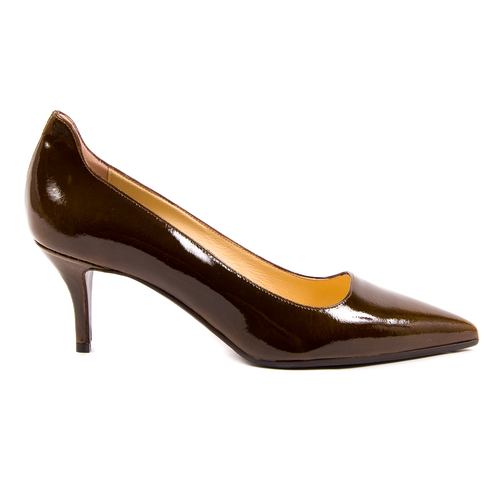 V 1969 Italia Womens Pump Brown LIAM