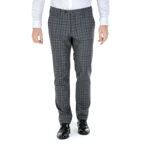 Corneliani Mens Pants Grey
