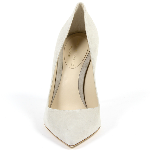 Andrew Charles By Andy Hilfiger Womens Pump Grey AUSTIN