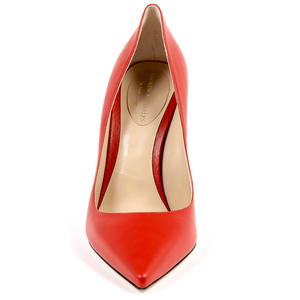 Andrew Charles By Andy Hilfiger Womens Pump Red AUSTIN