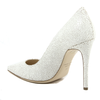 V 1969 Italia Womens Pump White ESTER