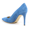 Andrew Charles By Andy Hilfiger Womens Pump Blue MEMPHIS