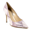 Andrew Charles Womens Pump Multicolor MIA