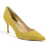 Andrew Charles By Andy Hilfiger Womens Pump Yellow HOUSTON