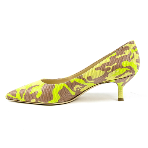 Andrew Charles Womens Pump Multicolor ISA