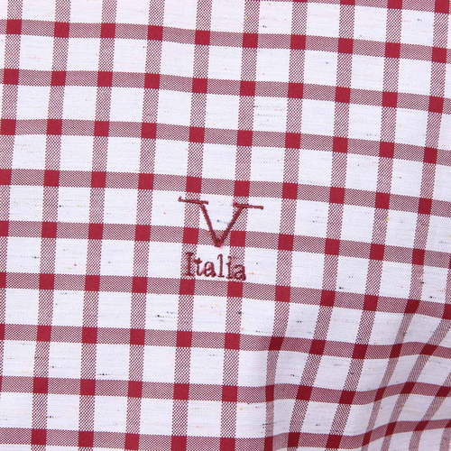 V 1969 Italia Mens Classic Neck Shirt 377 ART. 226