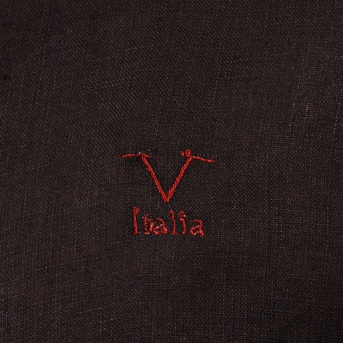 V 1969 Italia Mens Classic Neck Shirt 377 ART. 535