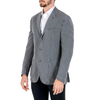 Polo by Ralph Lauren Mens Jacket Long Sleeves Grey