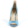 Andrew Charles By Andy Hilfiger Womens Sandal Light Blue PORTLAND