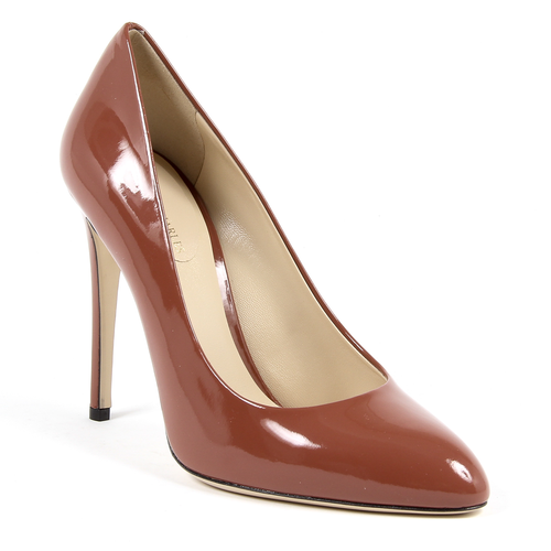Andrew Charles By Andy Hilfiger Womens Pump Brown BOSTON