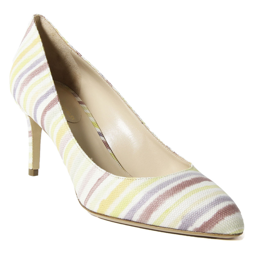 Andrew Charles Womens Pump Multicolor AURORA