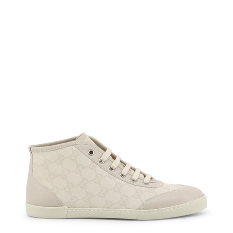 Gucci Women's High Top Sneakers White