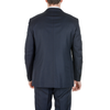 Pal Zileri Mens Suit Dark Blue