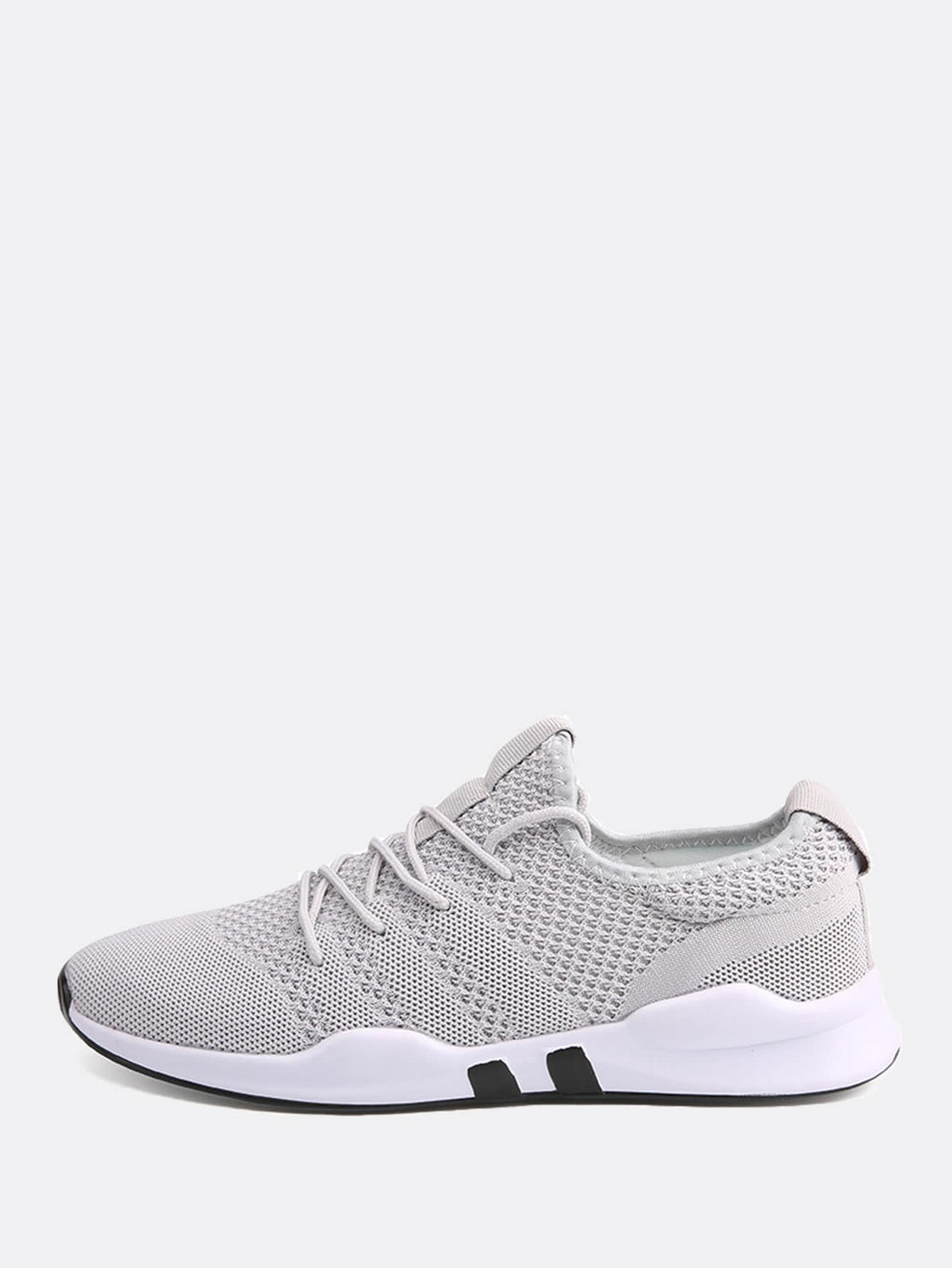 Men Lace-up Front Mesh Trainers