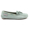 Andrew Charles Womens Loafer Green VICTORY