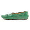 V 1969 Italia Womens Loafer Green AMALFI