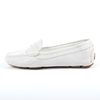 Andrew Charles Womens Loafer White MAX