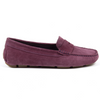 V 1969 Italia Womens Loafer Purple AMALFI