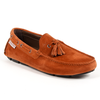 Andrew Charles Mens Loafer Red JEREMY