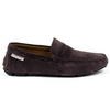 Andrew Charles Mens Loafer Dark Grey JACKSON