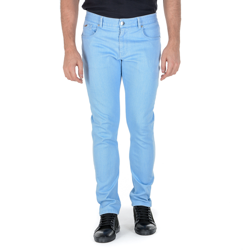 Armani Collezioni Mens Jeans Light Blue