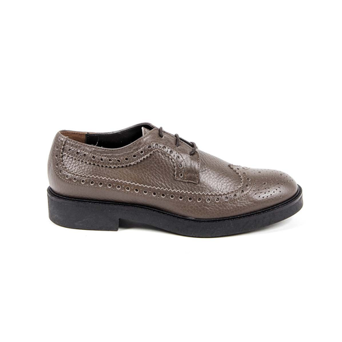 V 1969 Italia Womens Brogue Shoe B1670 CERVO TAUPE