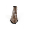 V 1969 Italia Womens Ankle Boot B1993 COCCO CAYMAN T. MORO