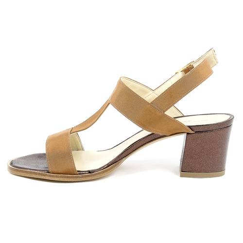V 1969 Italia Womens Sandal Brown PERLA