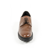 V 1969 Italia Womens Lace Up Shoe C01 VITELLO MARRONE