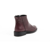 V 1969 Italia Womens Ankle Boot C13 VITELLO VIOLA