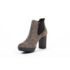 V 1969 Italia Womens Ankle Boot C17 VELOUR TAUPE