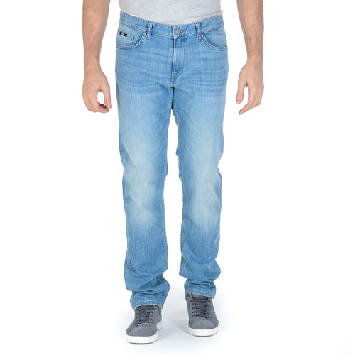Hugo Boss Mens Jeans Light Blue DELAWARE