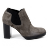 V 1969 Italia Womens Heeled Ankle Boot Taupe GRACY