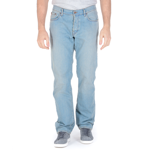 Hugo Boss Mens Jeans Light Blue HB