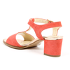 V 1969 Italia Womens Sandal Red IDA