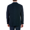 Boglioli Milano Mens Jacket Long Sleeves Dark Blue