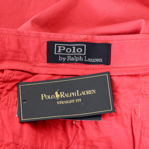 Polo by Ralph Lauren Mens Pants Pink