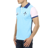 Ufford & Suffolk Polo Club Mens Polo Short Sleeves US009 TURQUOISE