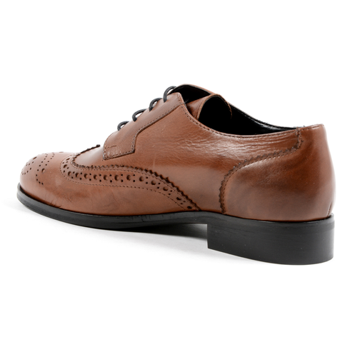 V 1969 Italia Womens Lace Up Shoe Brown SULLY