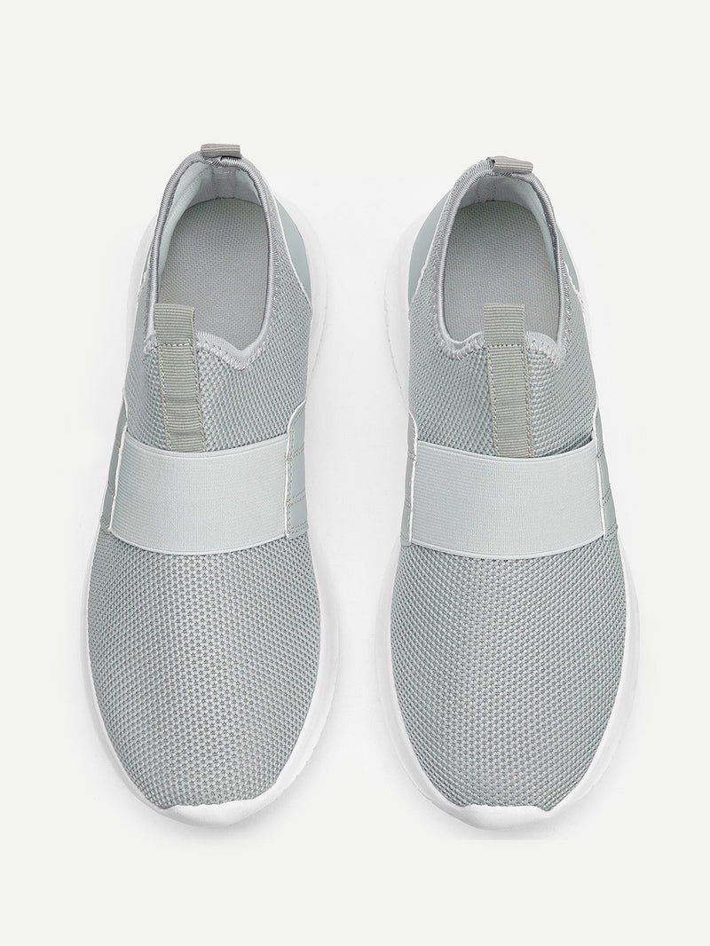 Men Slip On Mesh Sneakers