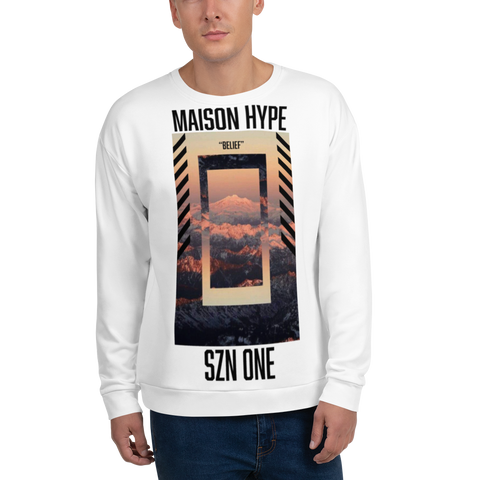 Maison Hype IMAGINATION Unisex Sweatshirt