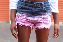 October birthstone girls and boys shorts or shorties