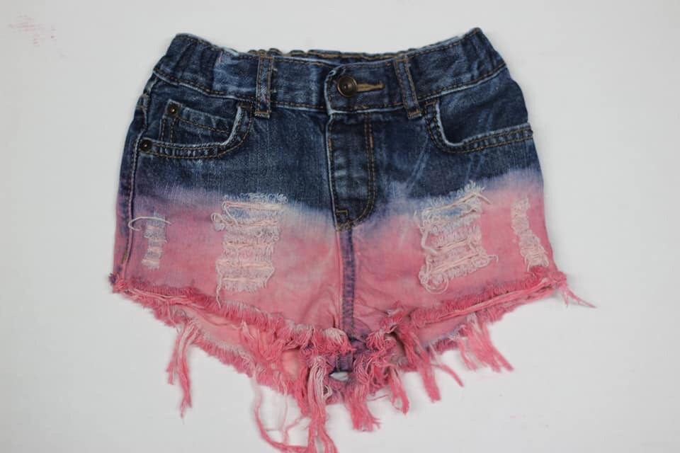 June birthstone girls and boys shorts or shorties