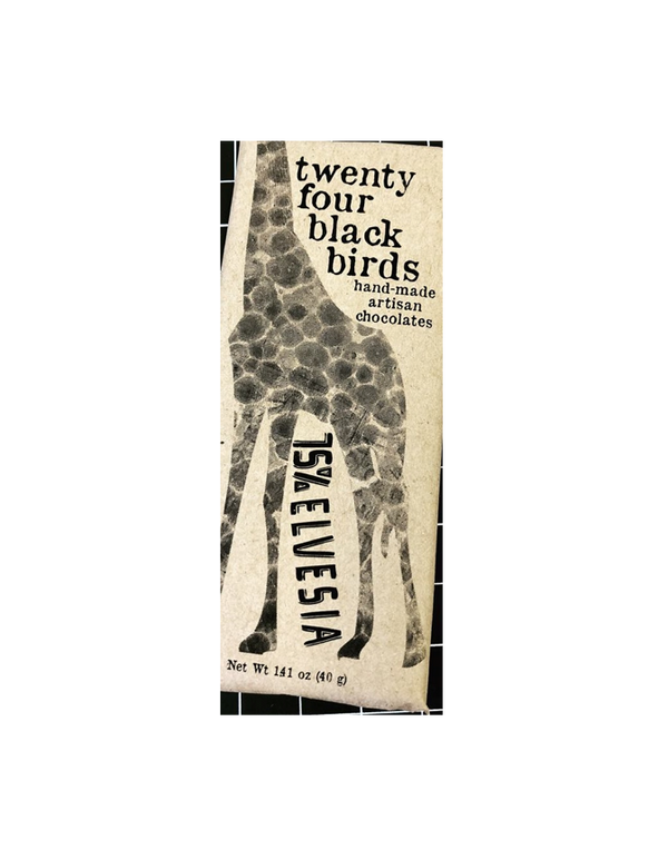 Twenty-Four Blackbirds Elvesia + Espresso