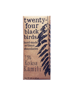 Twenty-Four Blackbirds Kokoa Kamili